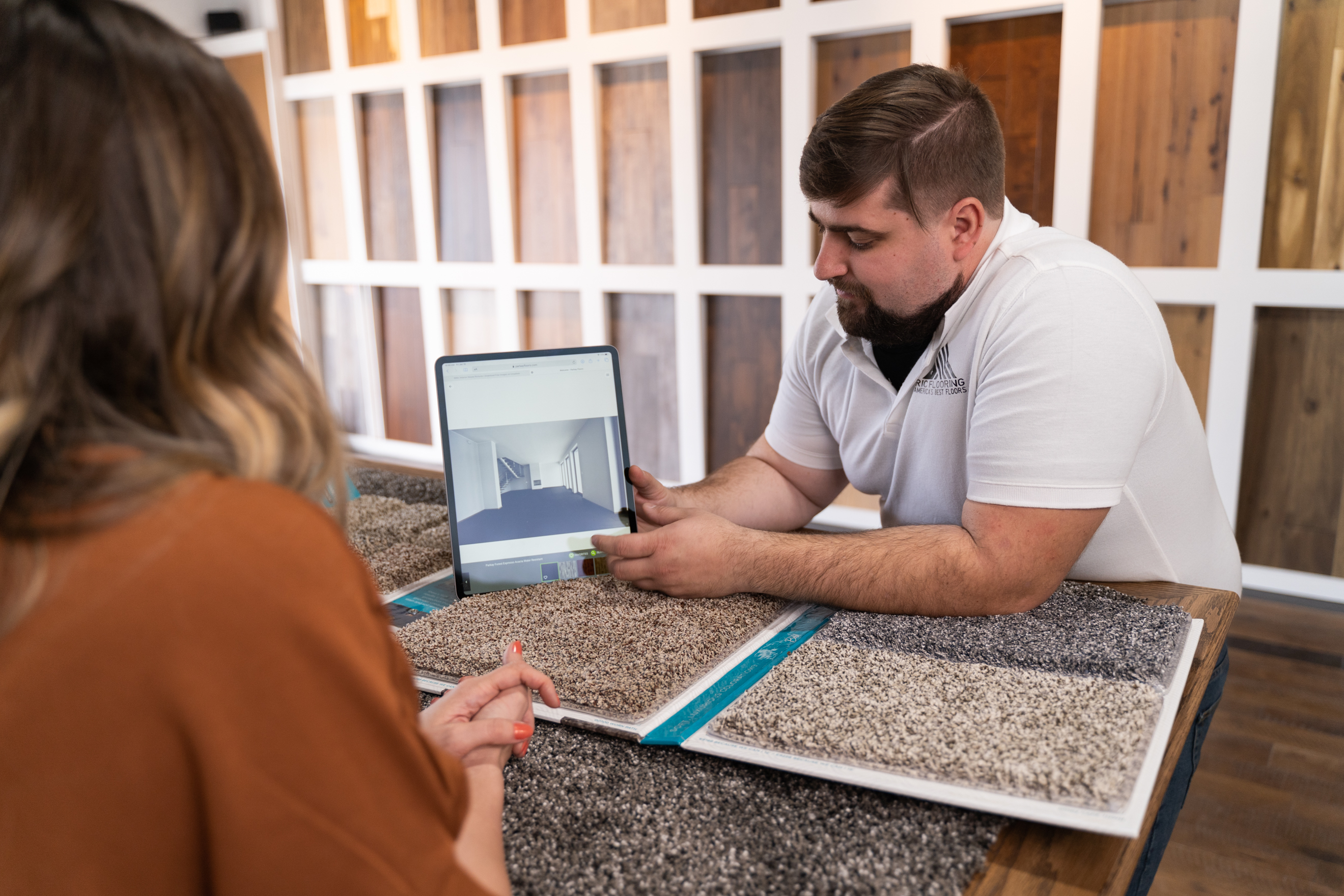 Veteran Achieves Business Dream of Opening Flooring Company